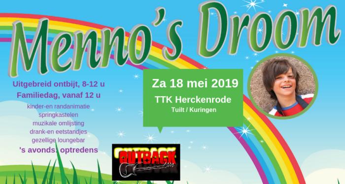 Menno's Droomdag 2019
