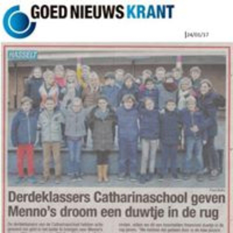 Actie Sint Catharinaschool Hasselt
